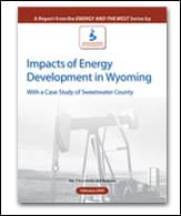 Impacts of Energy Development in Wyoming