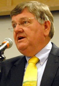 Gov. Dave Freudenthal