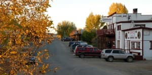 Hyattville Main Street