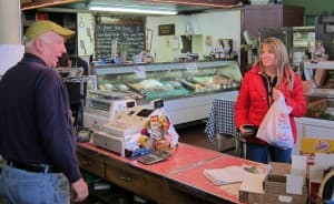 Grant Street Grocery owner Bill Wayte