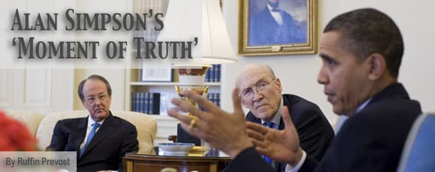 Alan Simpson and the Deficit Panel