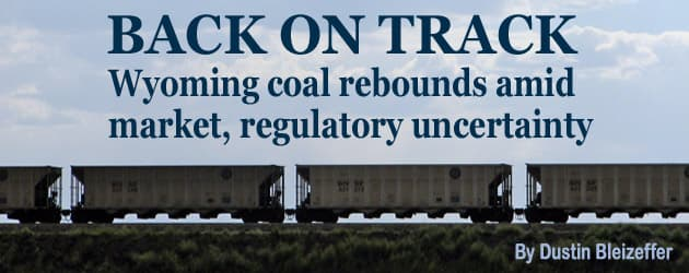 coal rebounds in 2010