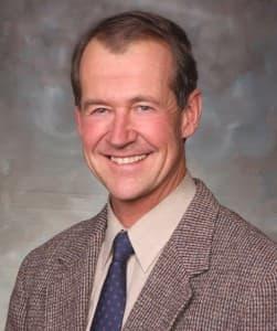 Rep. Jim Roscoe (D–Wilson)