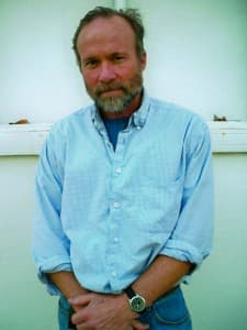 University of Wyoming professor Brad Watson was nominated for a PEN/Faulkner Award for Fiction. (Photo courtesy University of Wyoming — click to enlarge)