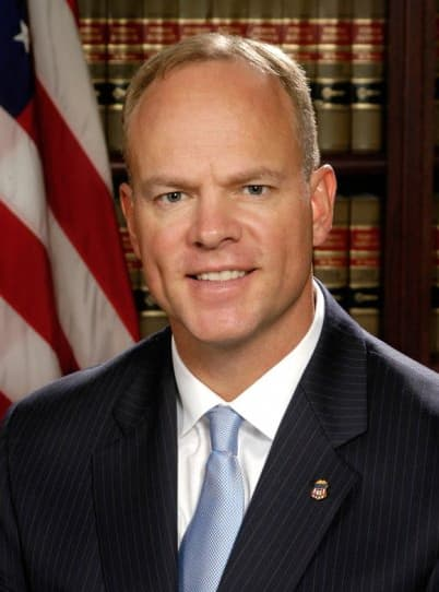 Wyoming Governor Matt Mead