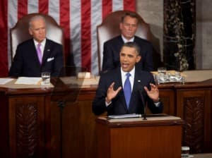 President Barack Obama urges action on new proposed jobs bill