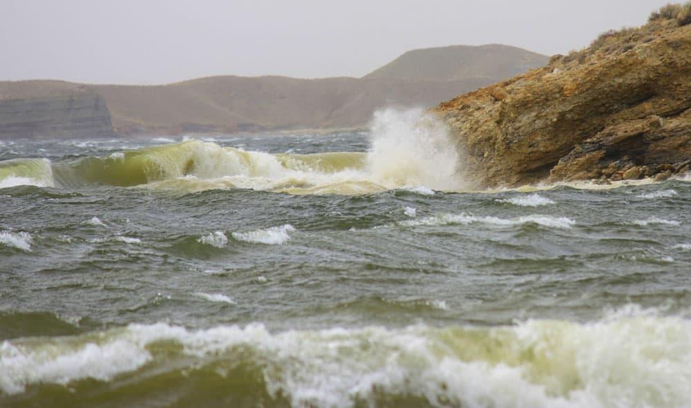 Boysen Lake