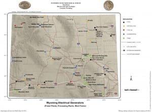 Wyoming State Geological Services