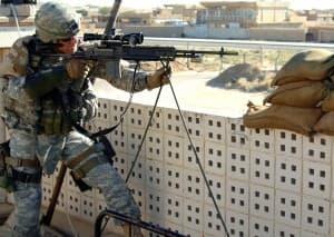 U.S. Army Sgt. Chris Walsh