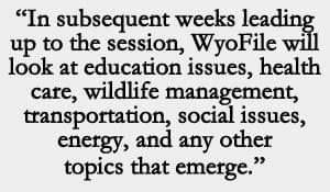 WyoFile coverage