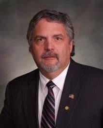 Sen. John Hastert (D-Green River)