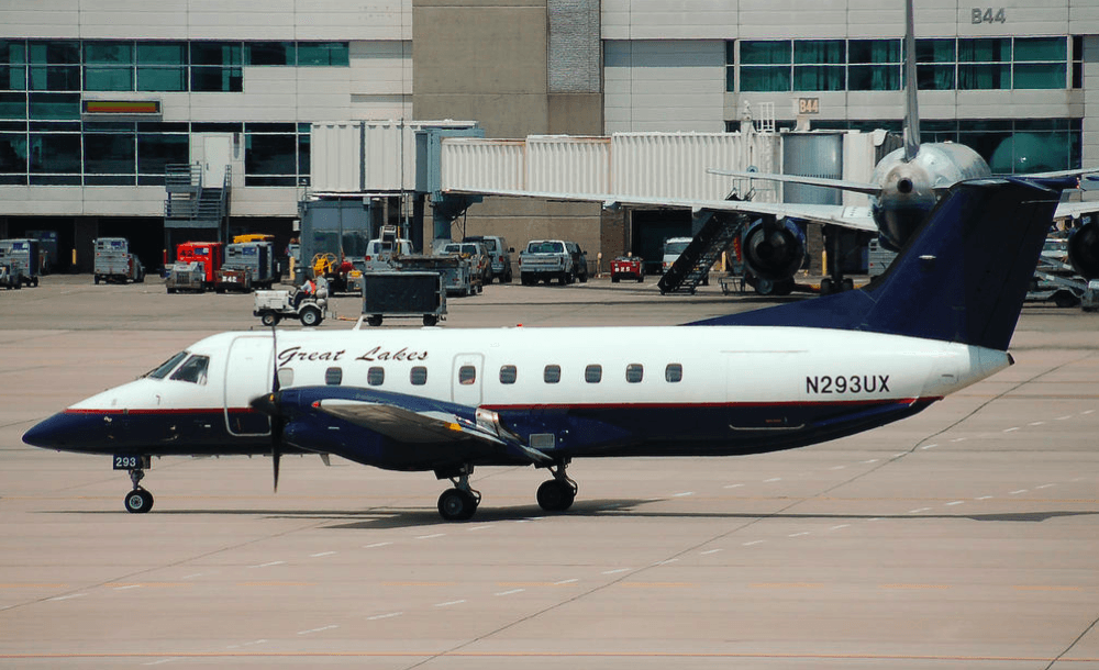 Subsidair: Tiny Wyoming airline tops in federal support