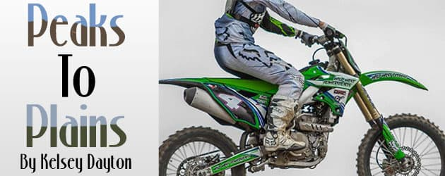 Riverton rider races to capture pro title in motocross