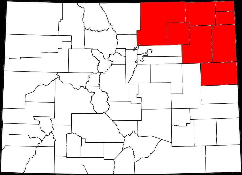 And then the niobrara oil basin of fracking opportunities