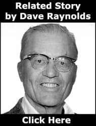 related story Dave Raynolds