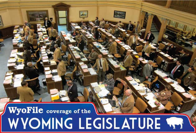 Wyoming lawmakers pass 74 budget bill amendments, more to come
