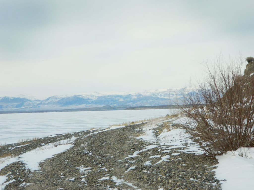 Winter Hiking: Wyoming's underrated muddy and icy places