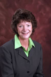 Jo Anne McFarland, President of Central Wyoming College