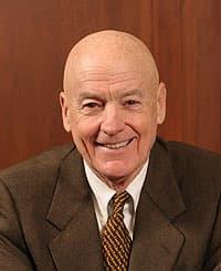 UW President Dick McGinity