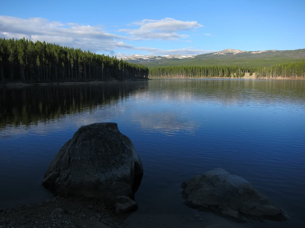 Park Reservoir, Wyoming (Little Goose/Flickr-click to enlarge)