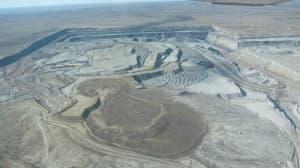 Aerial Mine