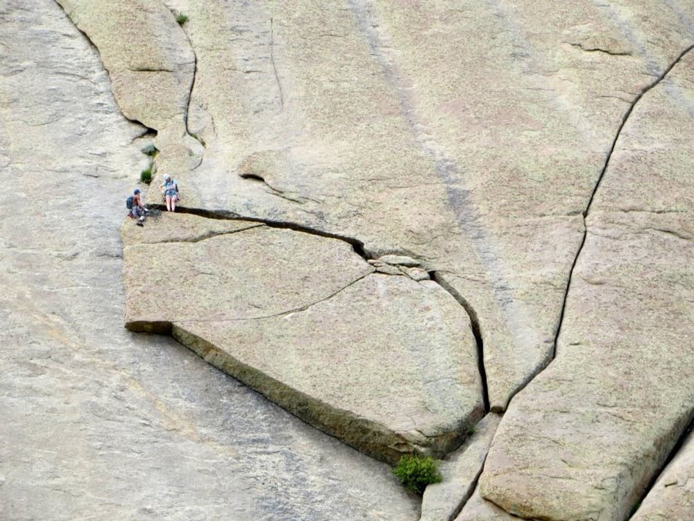 The Science of Play: A summer tour of climbing in Wyoming