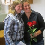 First same-sex marriage licenses issued in Wyoming