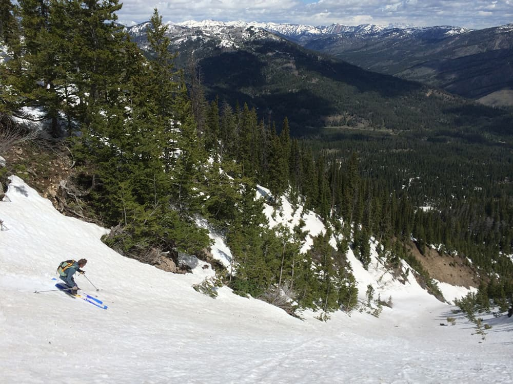 Author: There's a lifetime of skiing south of Teton Pass