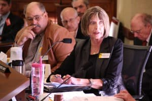 Sen. Bernadine Craft (D-Rock Springs) said there is active debate on the effectiveness of health savings accounts. (Gregory Nickerson/WyoFile)
