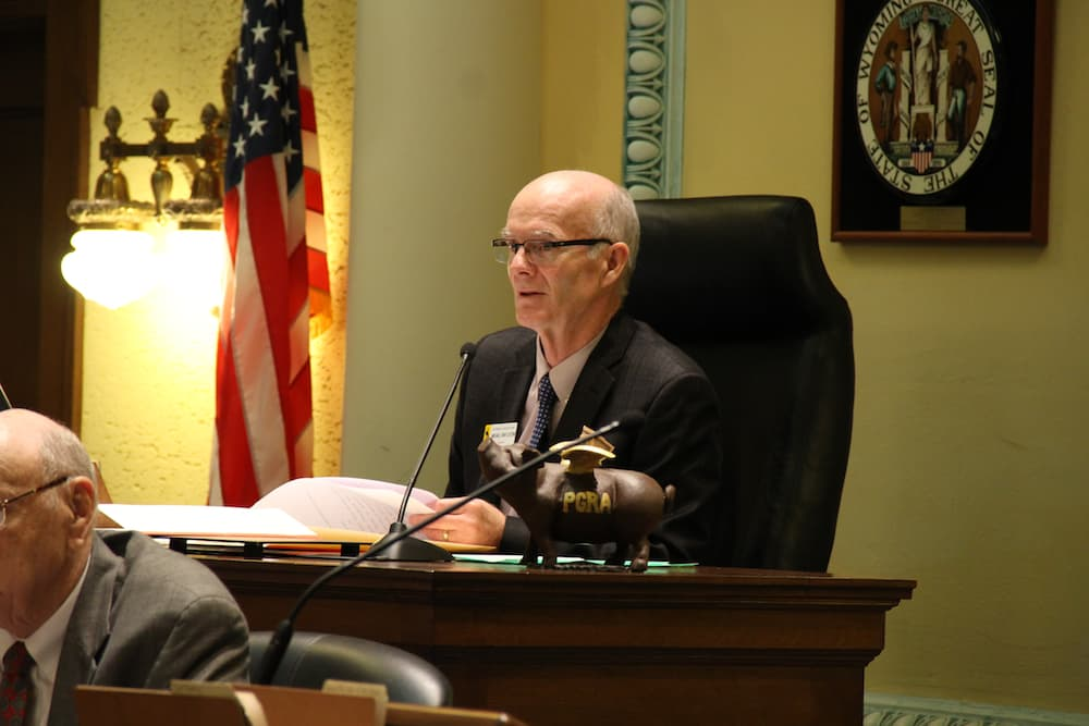 Committee to consider two Wyoming Medicaid expansion bills