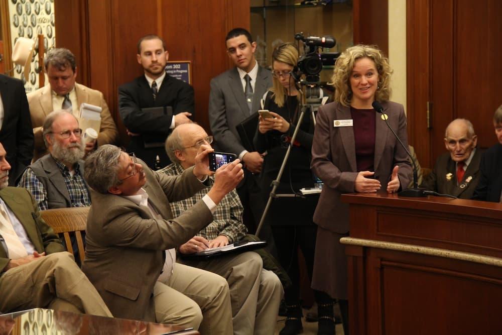 Senate inserts local control into gun-free zones repeal