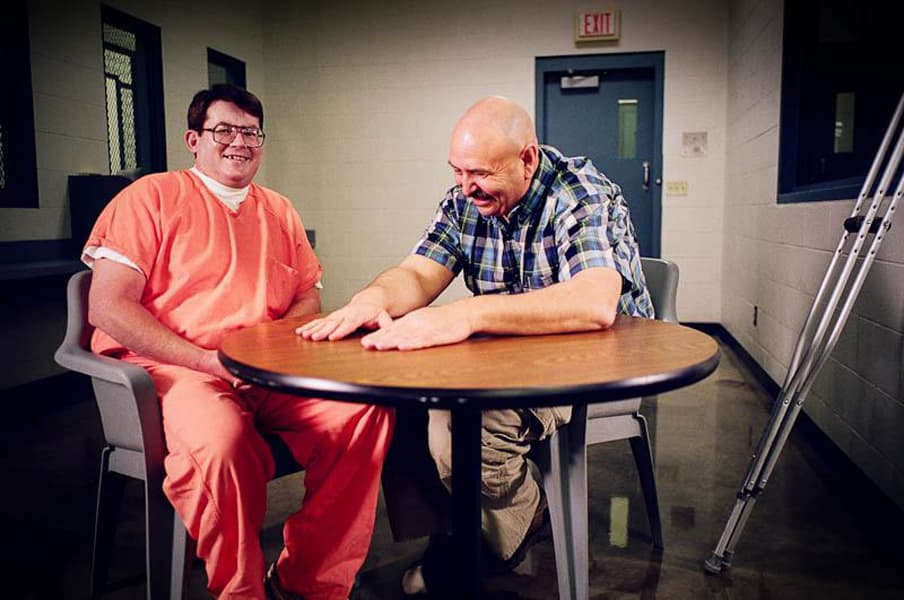 Convict who has served 32 years says he's a Million Dollar Man