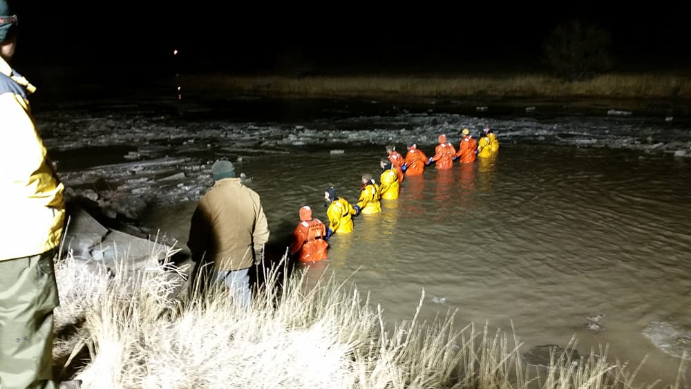 Teen who fell in wyoming river