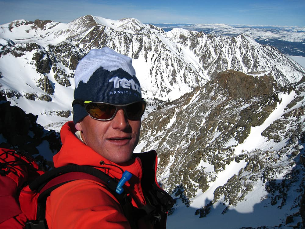 Steve Romeo died in an avalanche three years ago. The ski mountaineer authored the blog TetonAT.com, which was recently revamped this year to archive the numerous trip reports he documented. (courtesy TetonAT.com)