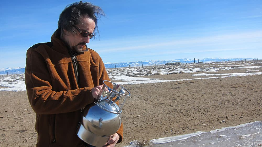 Study links Wyoming winter ozone to drillers' wastewater plant