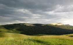 A vista in the Bighorn National Forest in Wyoming. The American Lands Council raises hundreds of thousands of dollars to advocate and lobby for the transfer of federal lands to states. (courtesy Bighorn National Forest)