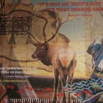 The art of Wind River Casino tells a story