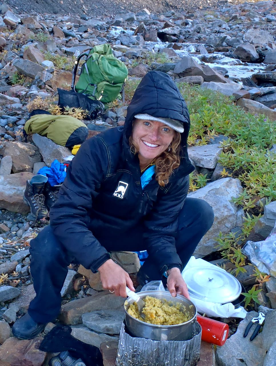 Backcountry cuisine: NOLS food expert offers tips for cooking on the trail