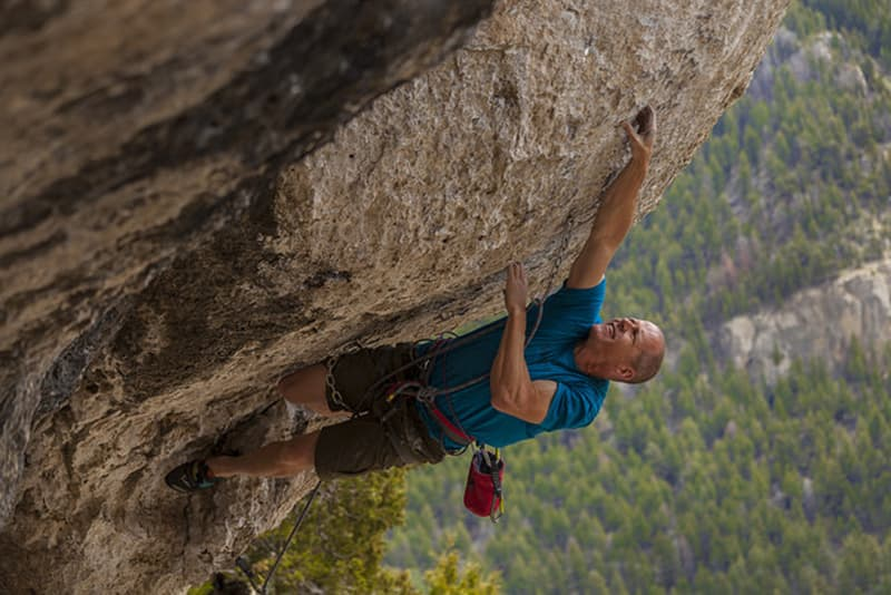 Hundreds of routes added to Lander rock climbing guidebook