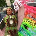 Sheridan WYO Rodeo revives powwow dancing at Sheridan Inn