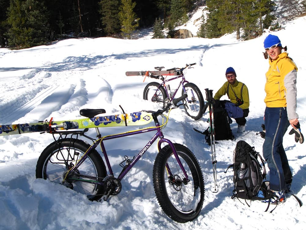 Yellowstone won't consider fat bikes in winter plan
