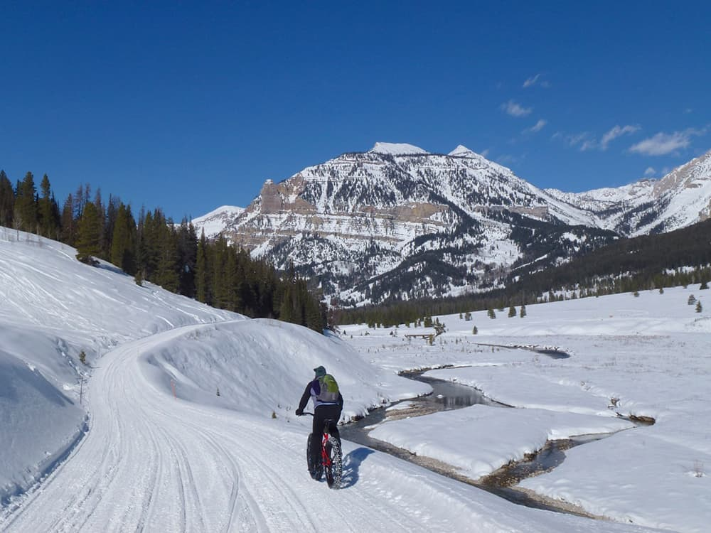 Yellowstone Won T Consider Fat Bikes In Winter Plan News