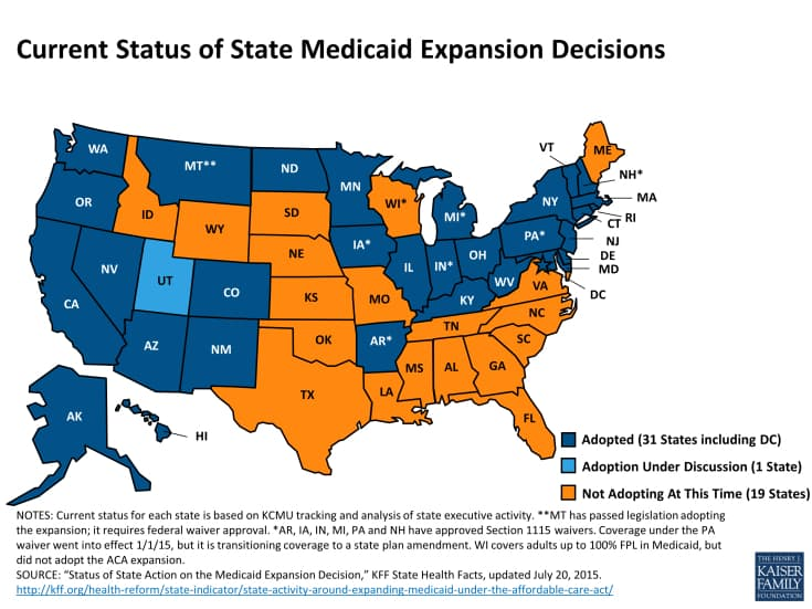Gov Candidates Weigh Options For Wyoming Medicaid Expansion