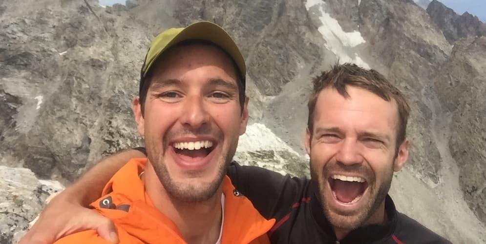 Jackson resident climbs 24 peaks in four days