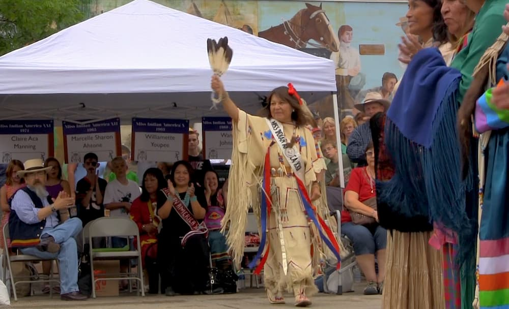 Miss Indian America film airs on Wyoming PBS