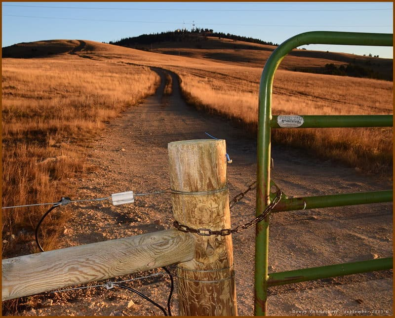 Locked out of public land?