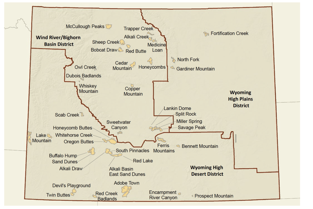 New Mexico National Parks - Monuments | State Parks ...