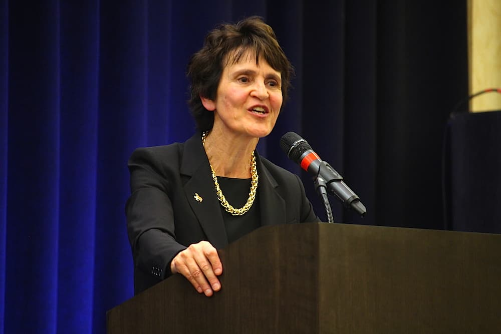UW Pres candidate Laurie Nichols: Salary, energy key issues