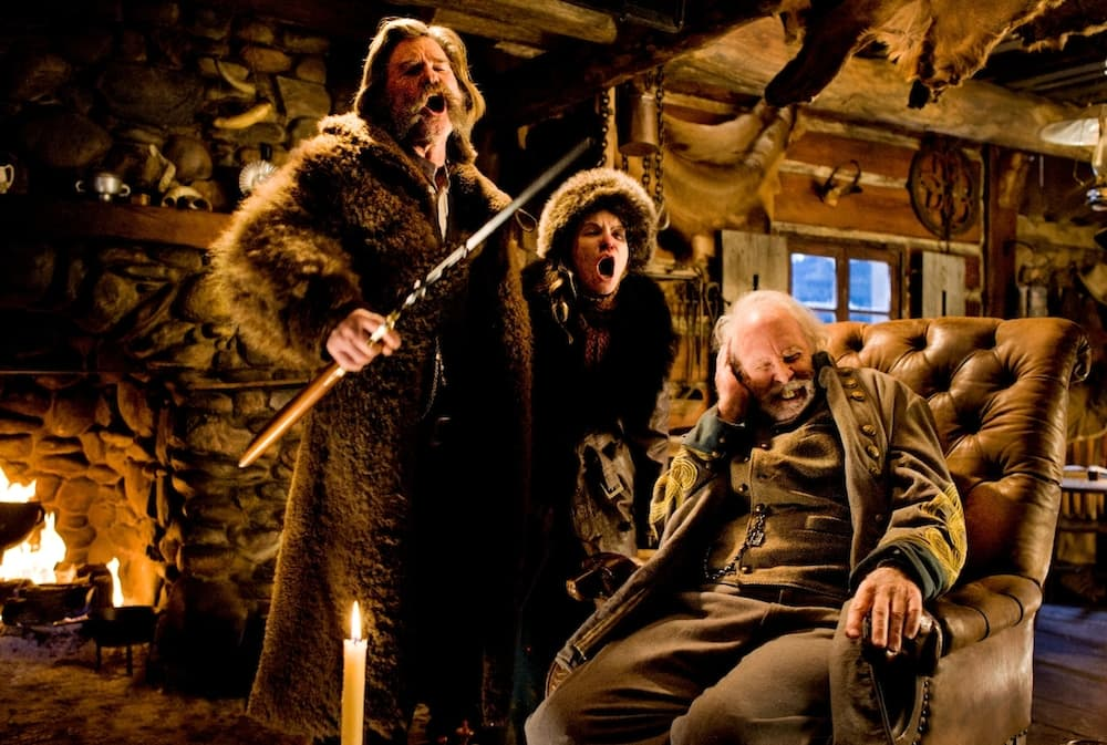 Thermopolis biz crafted buffalo hide coats for 'The Hateful Eight'