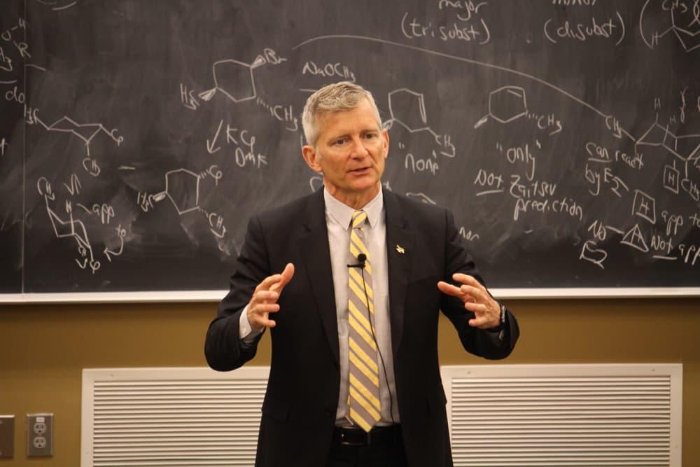 Jeremy Haefner: UW needs consistent advocacy from president